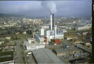Central incineradora RSU