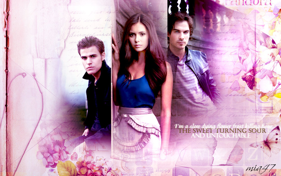 wallpapers vampire diaries. The Vampire Diaries Wallpapers