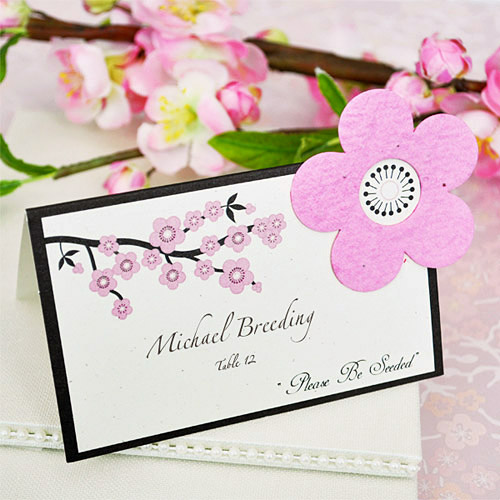 I found these placecards online and yes the creative wheels are turning
