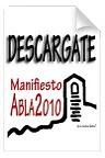 Este blog se suma a ABLA 2010