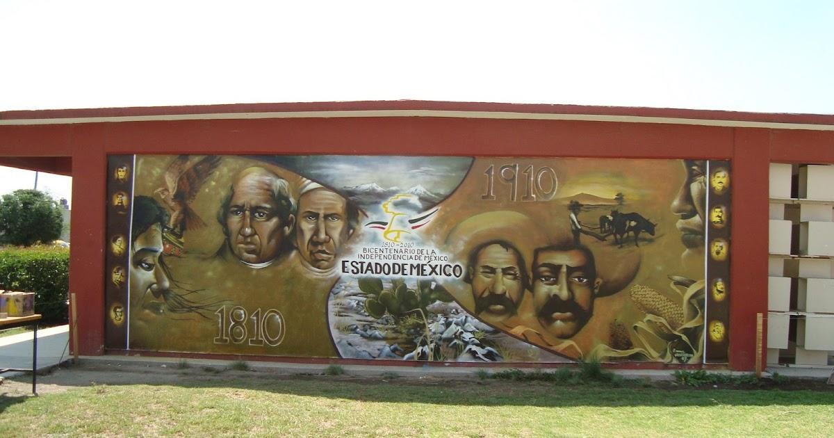 Grupo ilusorio mural prepa 37 for Mural prepa 1 uaemex