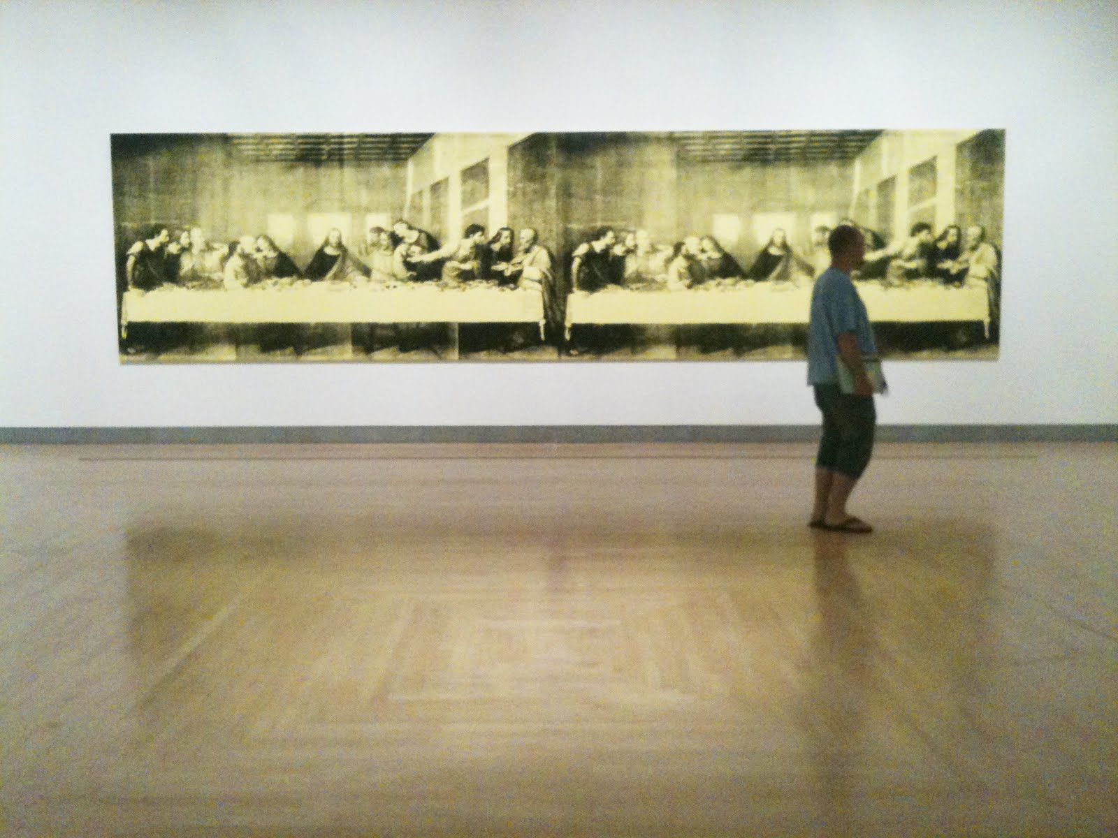 Andy Warhol Last Supper
