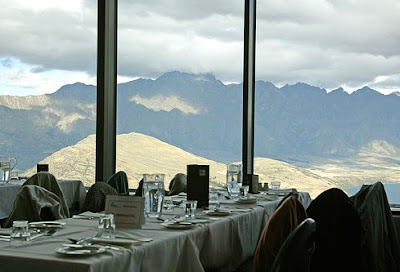 Cool Restaurant Amazing View