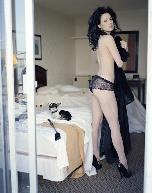 Dita Von Teese Sexy Photoset Photos