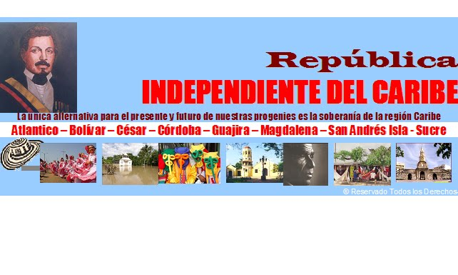 REPUBLICA INDEPENDIENTE DEL CARIBE