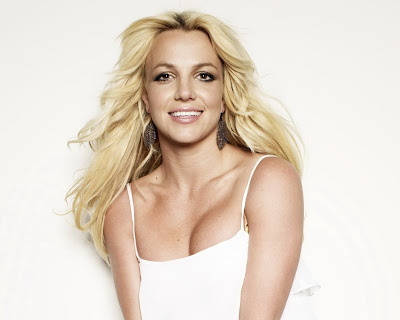 Britney Spears in Pretty Fashionable Women Model Photo Shoot Session