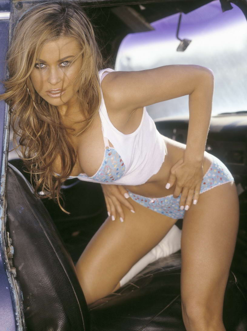 Carmen+Electra+is+sexy+inside+small+truck+(5) ... hot truck drivers. or this for the gay beetches as referred to by you.