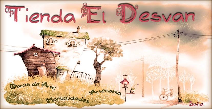 ♥  Tienda el Desvan  ♥