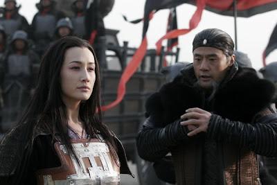 《三國之見龍卸甲》劇照:Maggie Q