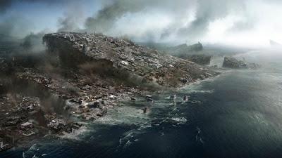 《2012》刻照:南加州地震