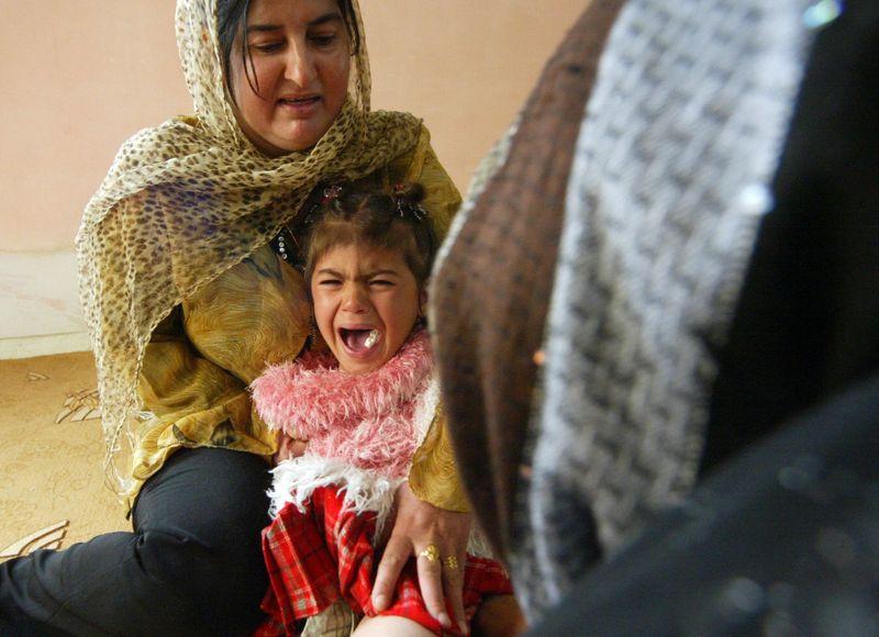 perpetrators of FGM