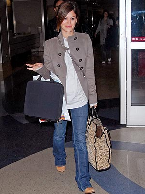 Style Watch: Rachel Bilson