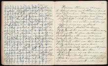Carmichael Watson field notebook