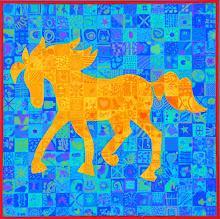 Moon Horse