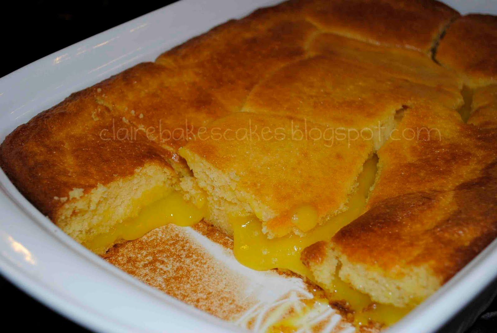 Lemon Pudding Cake Recipe Taste Of Home