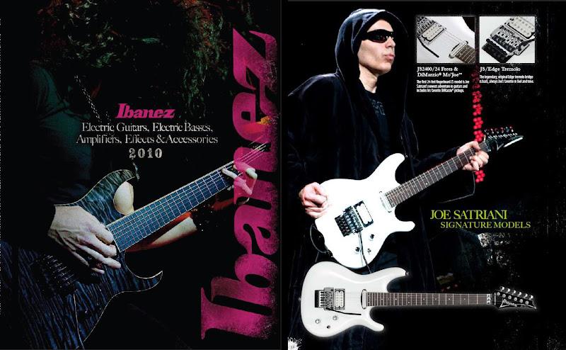 Ibanez Catalog 2010