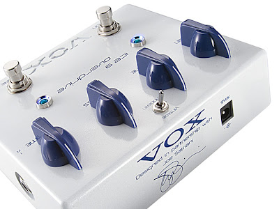 vox ice 9 overdrive pedal