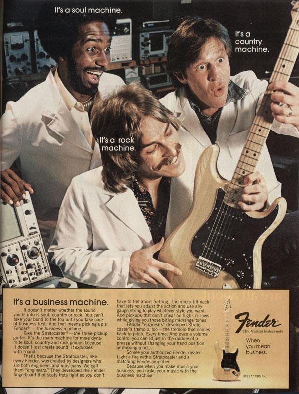 Fender 1977