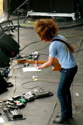 Arctic Monkeys - Alex Turner Pedalboard