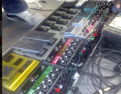 Living Colour Rig