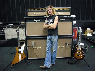 Justin Derrico Amp