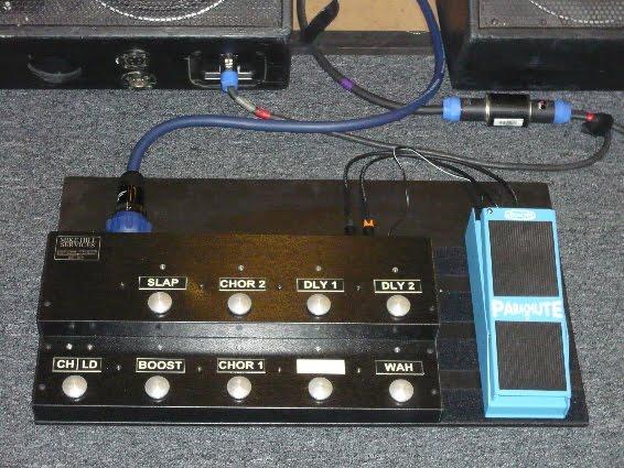 Tony Iommi Guitar Rig