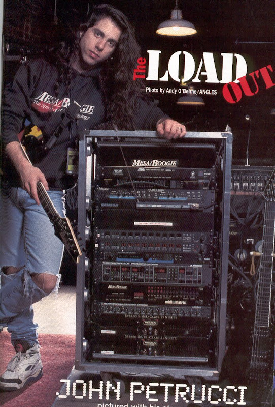 John Petrucci Guitar Rig