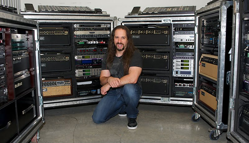 John Petrucci Guitar Rig 2010