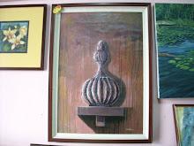 Abstrak labu sayung  013