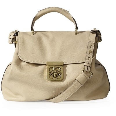 The Chloe Elsie is a nice piece of work too. I love light-coloured bags ...