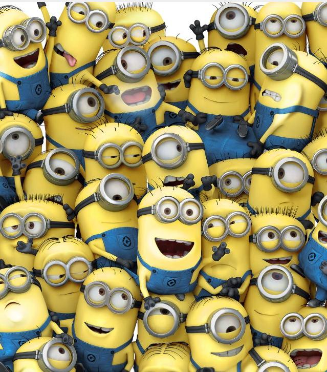 """Despicable Me """"You're One in a Minion"""" Twinkie Valentines"""