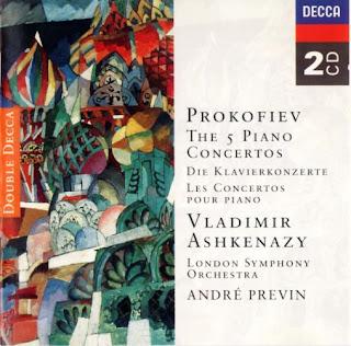 Prokofiev - Concertos pour piano Prokofiev+concertos