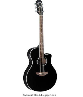 Yamaha APX500 Thinline Acoustic Guitar