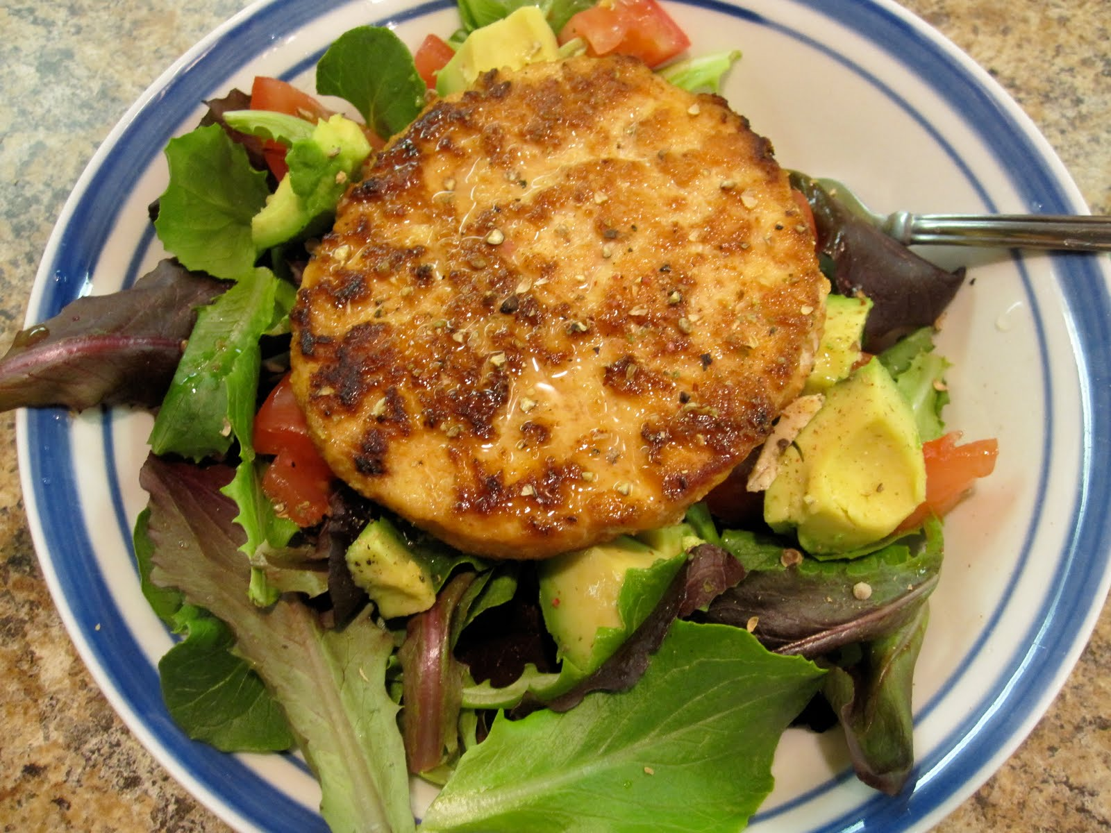 Fit 2 Wed: Costco's Salmon Burgers