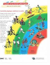 Guide  d'activité physique