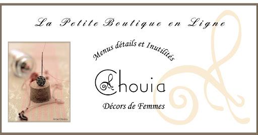 Boutique Chouia en ligne