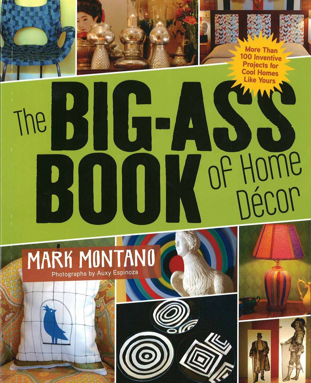 The Big Ass Book Of Home Decor Book Review