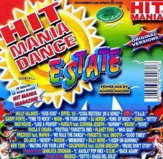 Various - Hit Mania Dance Estate 2002