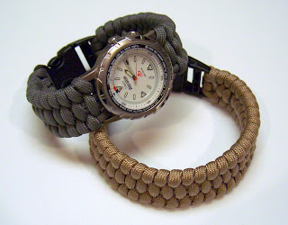 DIY - Woven Paracord Watchband
