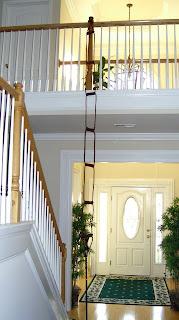 DIY - Escada de Corda