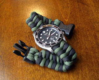 DIY - Paracord Watchband