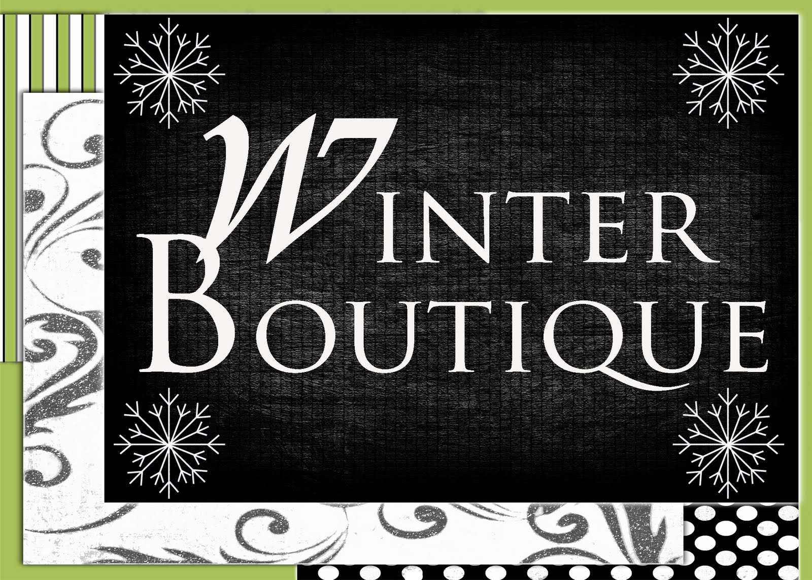 Winter Boutique