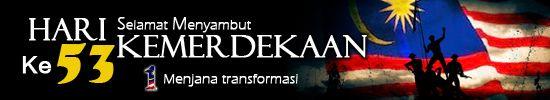 Sambutan Hari Kemerdekaan Malaysia Yang Ke 53