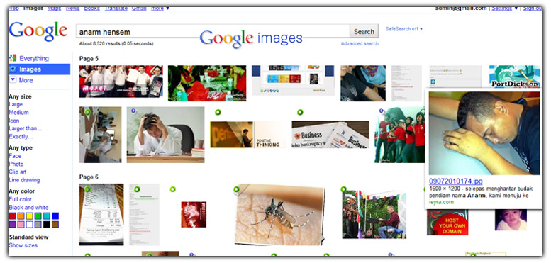 NEW GOOGLE IMAGES