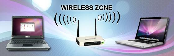 zon internet wireless dalam rumah