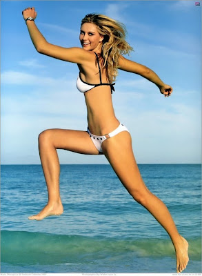 Foto Maria Sharapova Hot Bikini