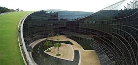 Sekolah Seni Atap Hijau di Singapura 2