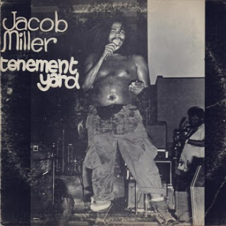 Jacob Miller   Tenement Yard 1976 80