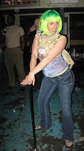 Stick Dancing at TexMex 09