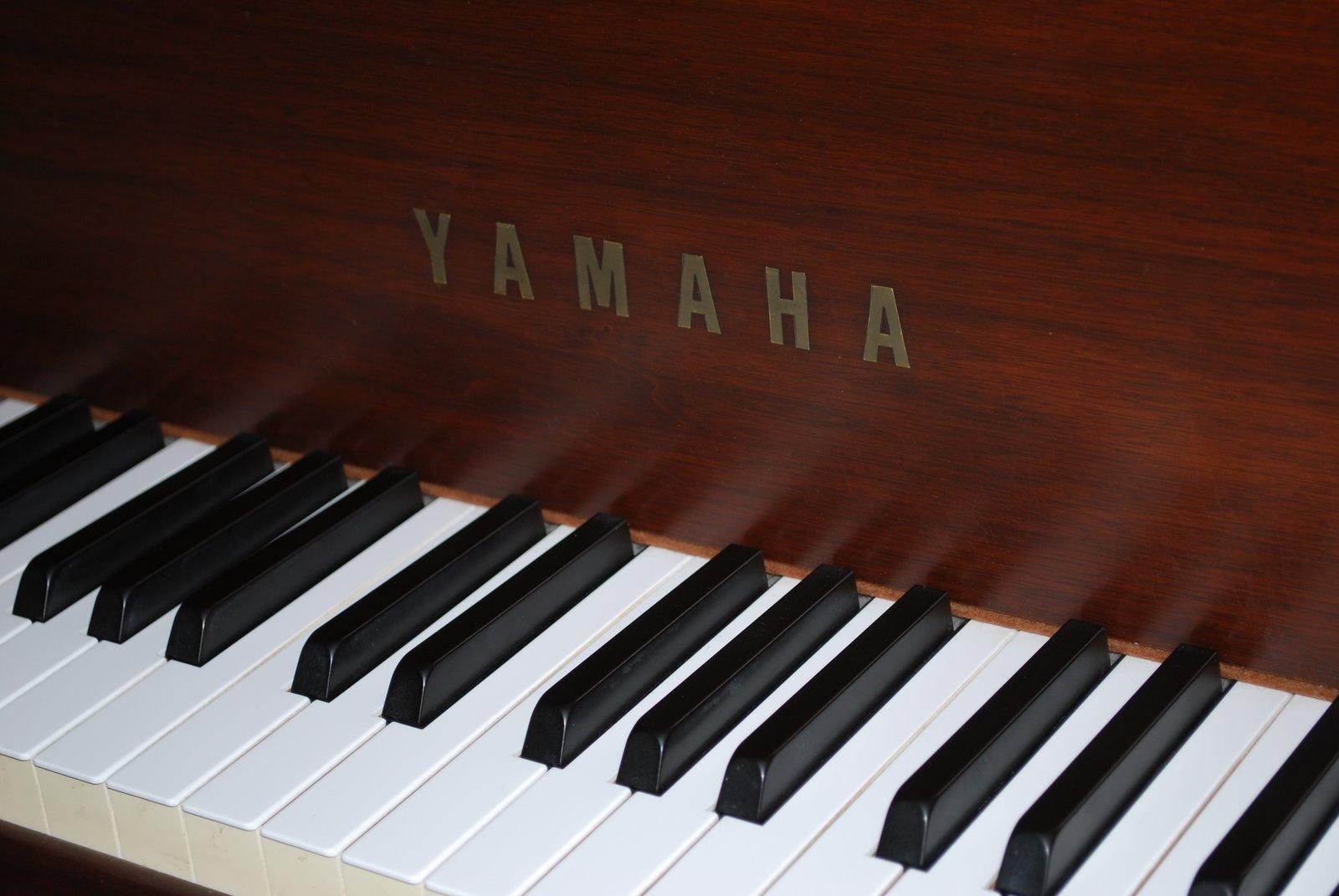 レモンとピアノ